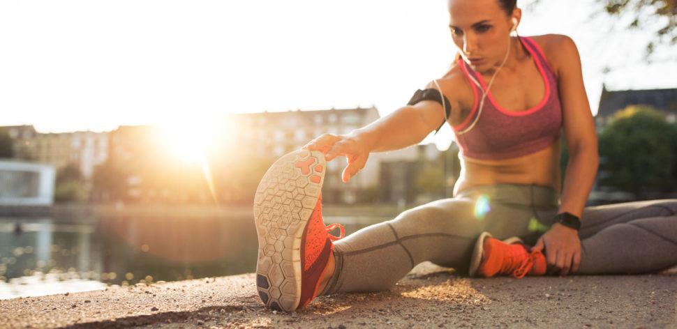 Comece a se alongar e melhore o bem-estar e a flexibilidade