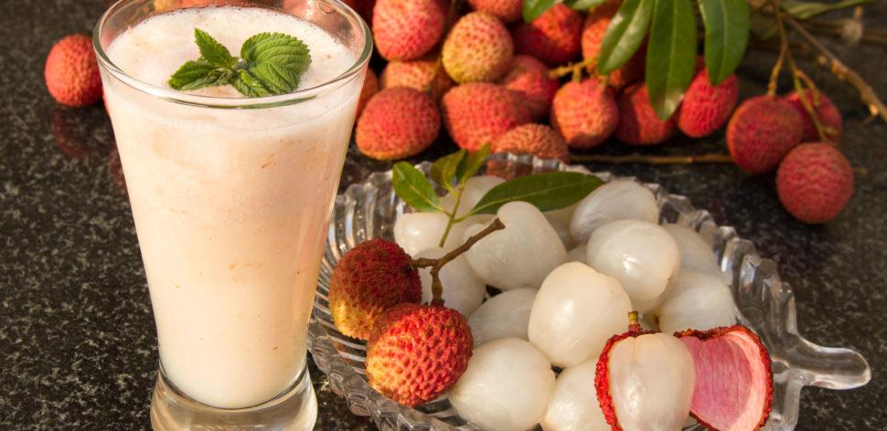 Frutas da estação: invista nas receitas com lichia