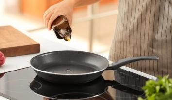 Esquentar o azeite gera substâncias tóxicas e faz mal?