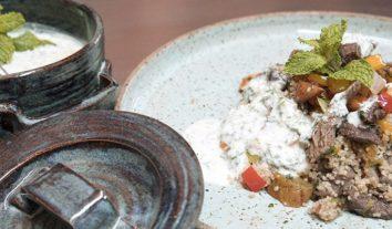 Cuscuz marroquino: prato leve, único e saudável