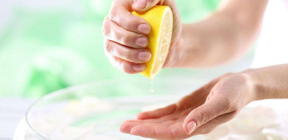 Queimadura de limão: saiba o que fazer