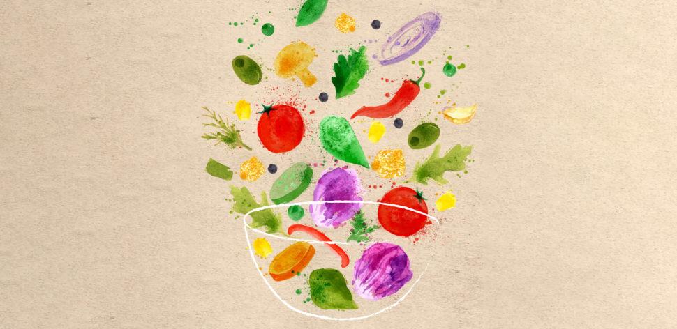 Faça esse teste e veja quantos alimentos saudáveis você conhece