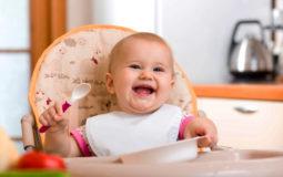 Quando devo dar os primeiros alimentos ao bebê?