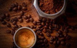 Armazene o pó de café corretamente para manter o aroma