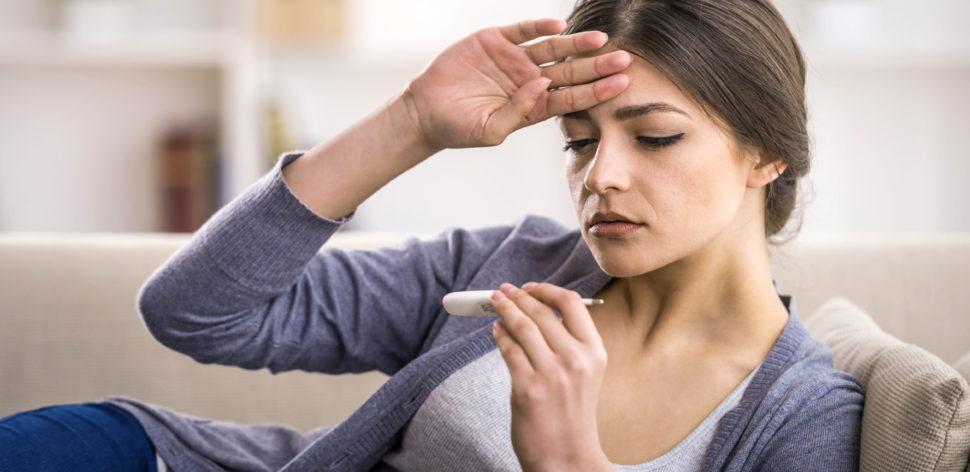 Veja como diminuir a febre sem medicamentos