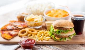 Excesso de junk food pode causar perda da visão