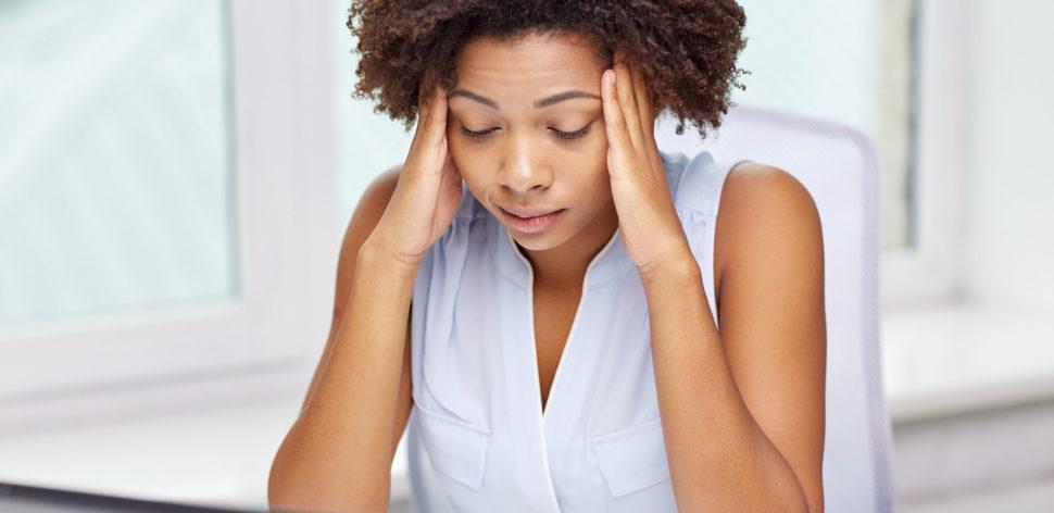 Estresse crônico faz mal à pele e causa diversos problemas
