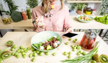 Aplicativo ajuda a escolher os alimentos mais saudáveis