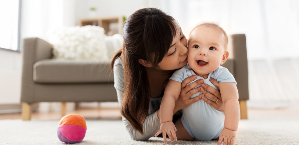 Essas dicas vão ajudar o cérebro do seu bebê
