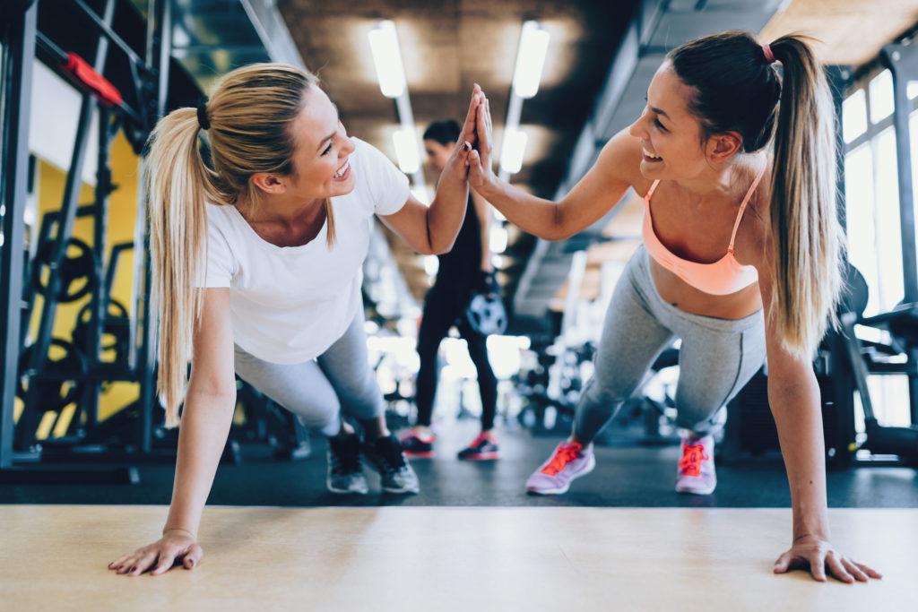 Melhora o desempenho nos exercícios