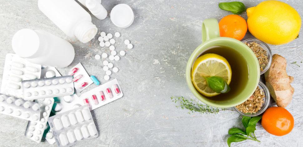 Remédios naturais podem ajudar a resolver problemas simples