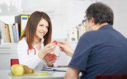 10 razões para consultar um nutricionista