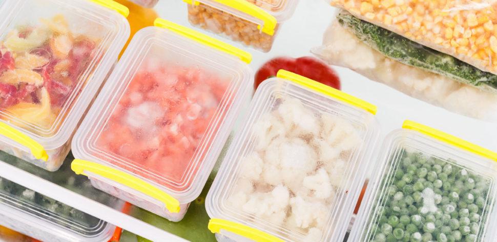 Potes de plástico podem trazer danos à saúde