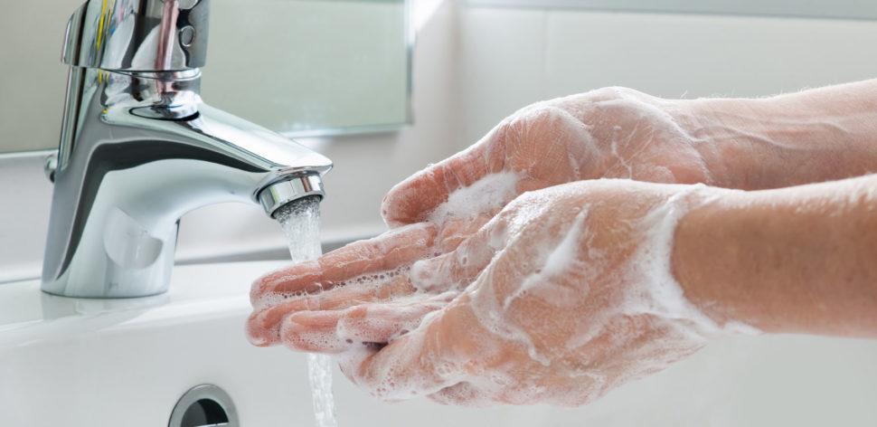 Higiene básica pode prevenir transmissão do coronavírus