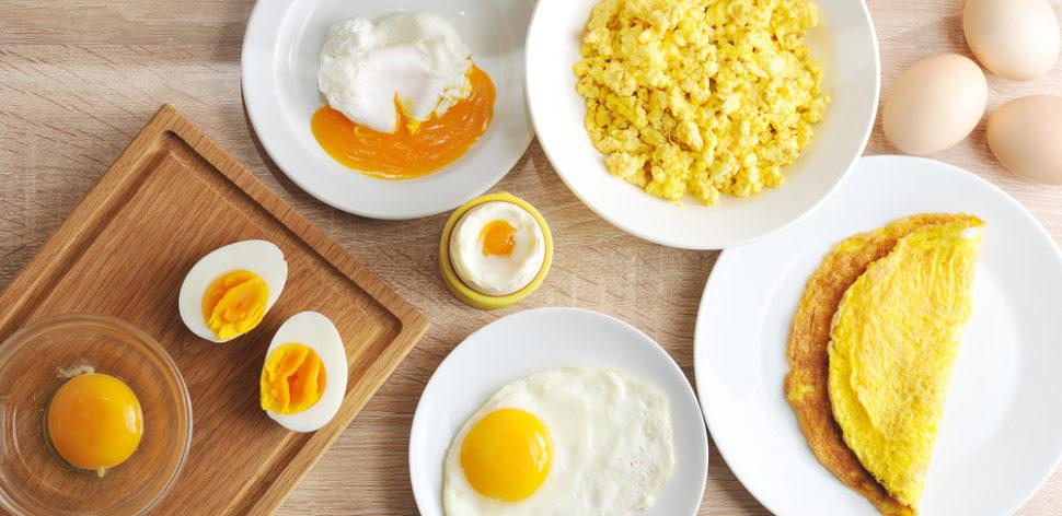 Trocar carne por ovos traz economia e garante nutrientes