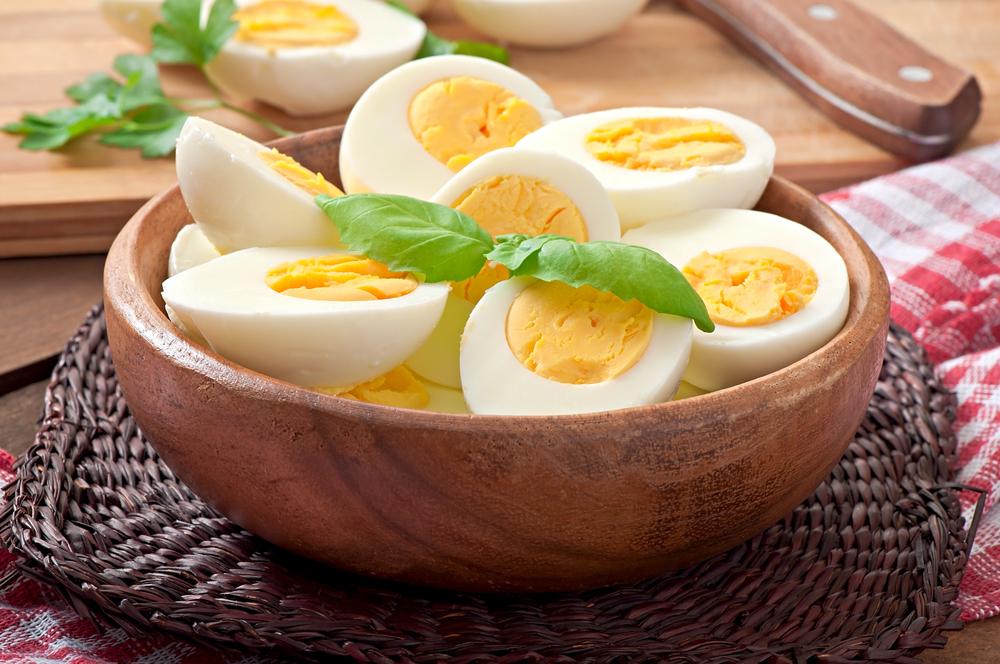 ovos de galinha