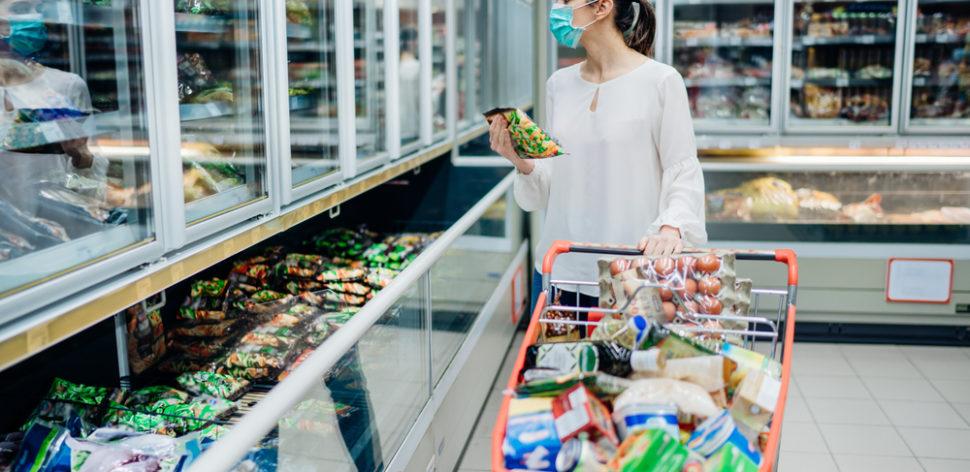 Supermercado ou delivery: como se proteger do coronavírus