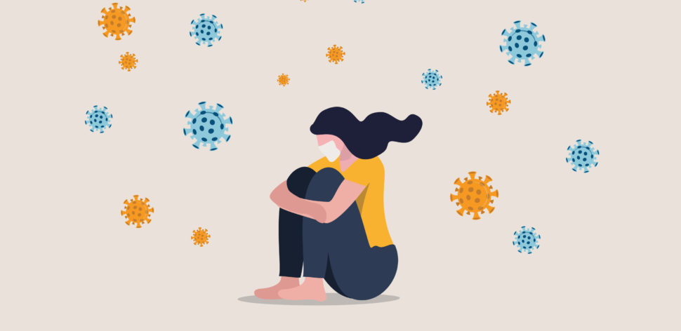 Saúde mental na quarentena: como lidar com o isolamento?