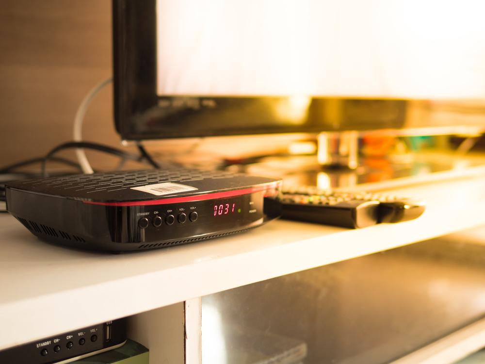 aparelho tv