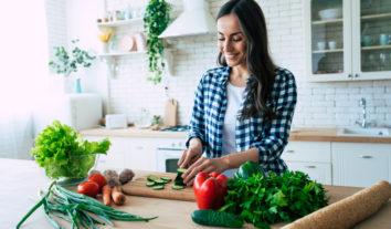 Cozinha sustentável: confira as dicas para evitar o desperdício de alimentos