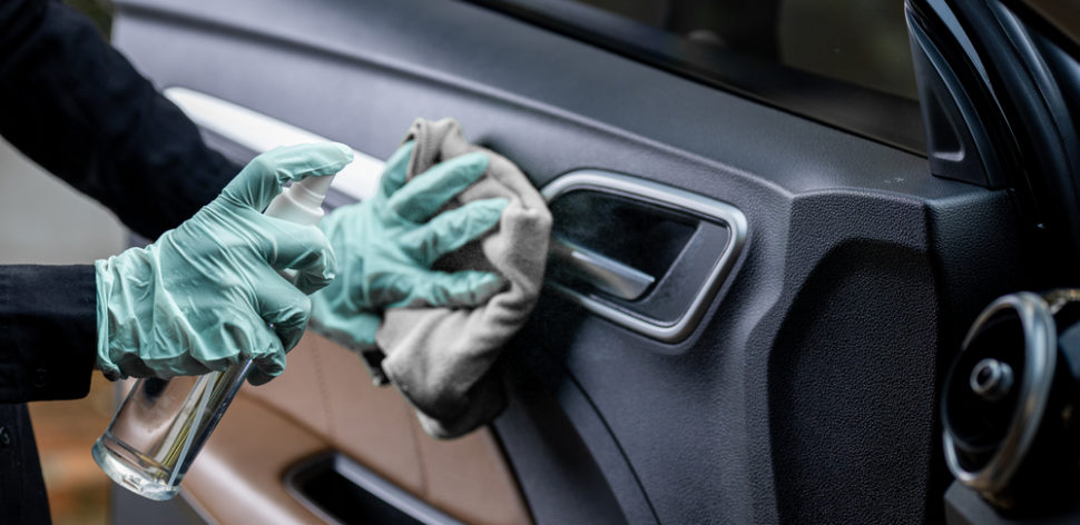 Coronavírus: como higienizar seu carro?