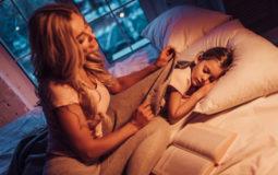 Você sabia que a qualidade do sono é essencial para o desenvolvimento infantil?