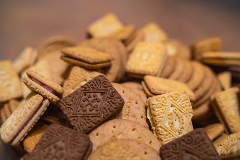 biscoito recheado