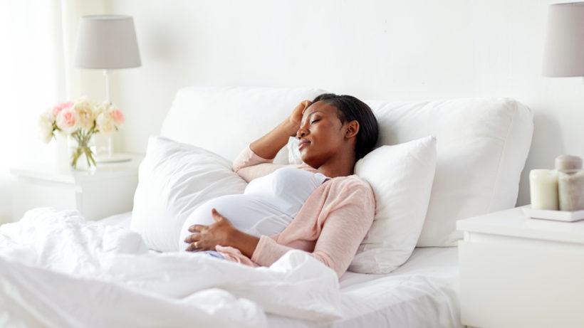 Como melhorar a qualidade do sono durante a gestação?
