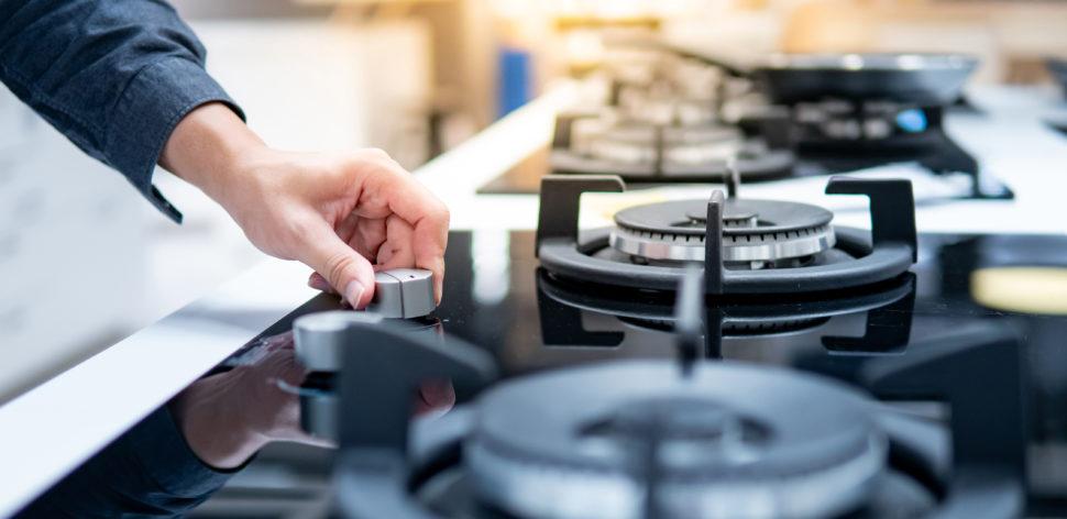 Segurança do fogão exige cuidado e atenção