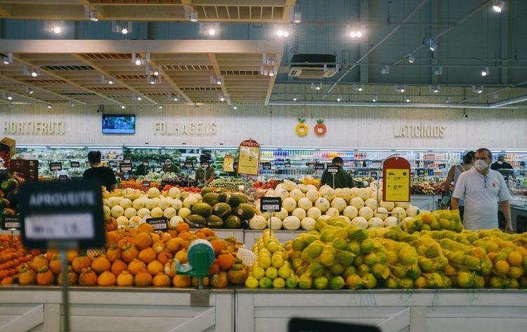 Economia familiar no supermercado